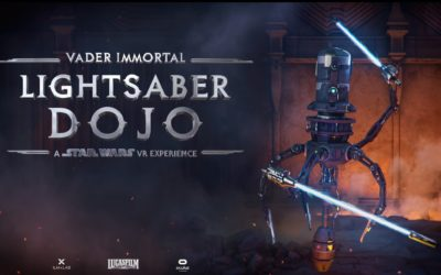 ILMxLAB's Lightsaber Dojo coming to select pop-up locations starting December 19th