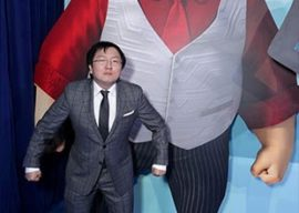 """Interview: """"Spies in Disguise"""" Costar Masi Oka"""