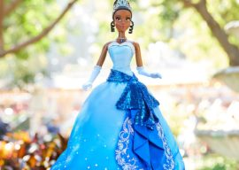 """Limited Edition """"The Princess and the Frog"""" 10th Anniversary Doll Arrives on shopDisney"""