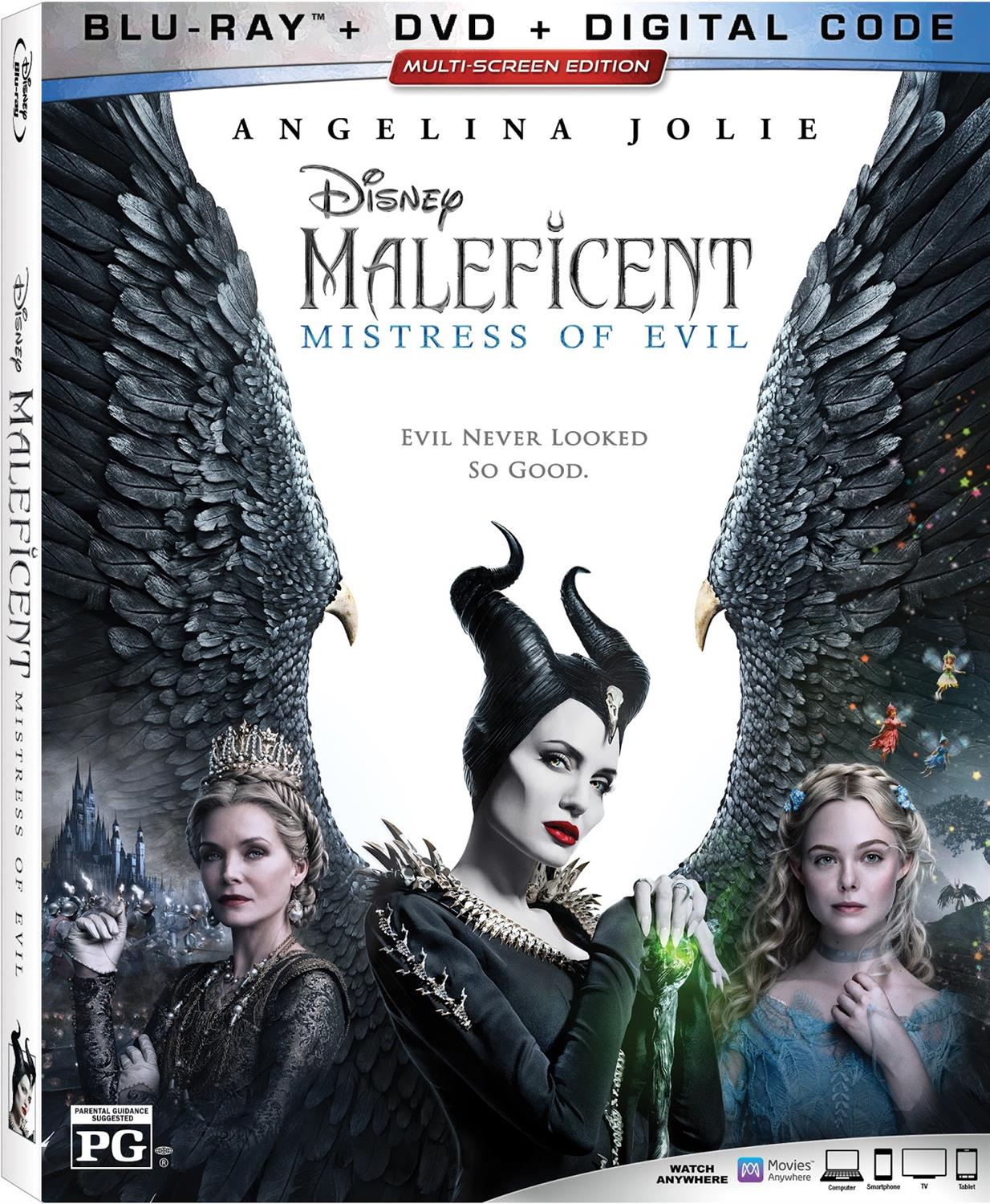 Maleficent Mistress Of Evil Comes To Home Release This Winter
