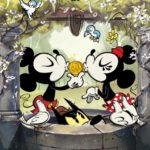 Disney Releases First Mickey Mouse Poster from the Runaway Railway Queue