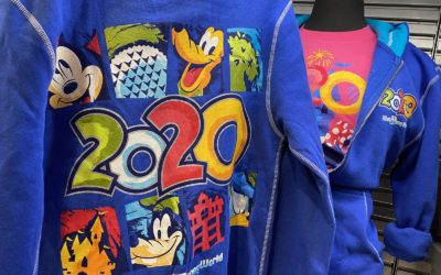 New Dated 2020 Merchandise Appears at Walt Disney World
