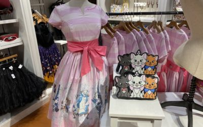 "New ""The Aristocats"" Dress, 2020 Merchandise Now at Disney Springs"