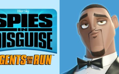 """Spies in Disguise: Agents on the Run"" Mobile Game to Launch December 25"