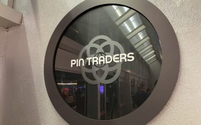 Photo Update: Spaceship Earth's New Camera Center and Pin Traders