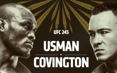 Preview - UFC 245 on ESPN+
