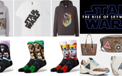 Star Wars Capsule Collections Celebrate the Best of The Skywalker Saga