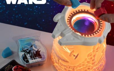 """Scentsy Debuts """"Light Side of the Force"""" Star Wars Collection"""