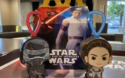 """Star Wars: The Rise of Skywalker"" Happy Meal Toys Land at McDonald's"