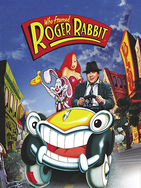 Touchstone And Beyond A History Of Disney S Who Framed Roger Rabbit Laughingplace Com