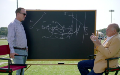 """TV Review - """"Peyton's Places: In Lombardi's Footsteps"""" on ESPN+"""