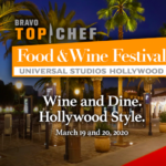 "Universal Studios Hollywood to Host First Ever ""Bravo's Top Chef Food & Wine Festival"""