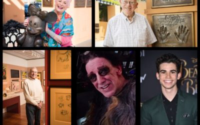 2019 In Memoriam: Saying Goodbye to The Individuals Who Helped Shape Disney