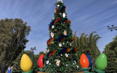 Video/Photos: SeaWorld San Diego Celebrates its 2019 Christmas Celebration with New Shows, Characters