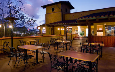 Disneyland Turns Alfresco Tasting Terrace into AP Exclusive Dining Location