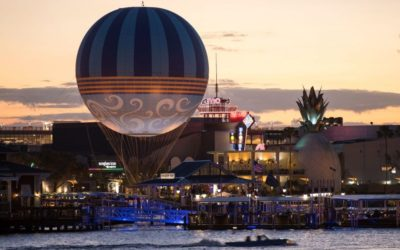 Armed Man Arrested Coming into Disney Springs on New Year's Eve