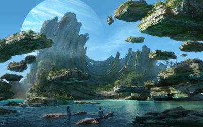 "James Cameron Releases 4 Images from ""Avatar 2"" at CES"