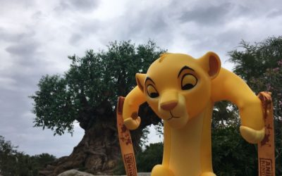 Baby Simba Specialty Popcorn Bucket Joins the Pride at Disney's Animal Kingdom