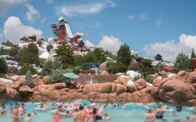 Blizzard Beach Annual Refurbishment Extended Through January 18