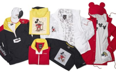 Columbia Sportswear Mickey Mouse Collection Debuts