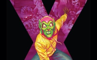 "Comic Review - ""Marvels X #1"""