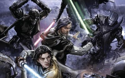 "Comic Review - ""Star Wars: The Rise of Kylo Ren"" #2"