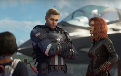 "Crystal Dynamics Delays Release of ""Marvel's Avengers"" From May to September"