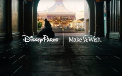 """Disney Embraces Super Bowl MVP """"I'm Going to Disney World"""" Tradition in New Make-A-Wish Campaign"""