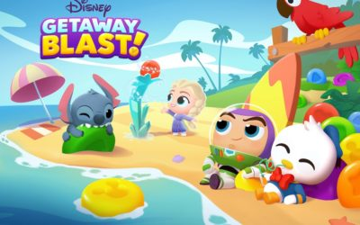 Disney Getaway Blast Mobile Game Now Available for Download