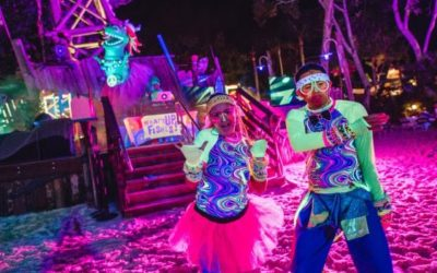 Disney H2O Glow Nights Returning to Disney's Typhoon Lagoon this Summer