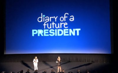 "Disney+ Original Series ""Diary of a Future President"" Holds Star-Studded Premiere Event in Hollywood"