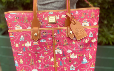 Disney Parks Life Dooney & Bourke Releases January 10th With AP Exclusive Design