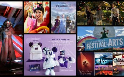 Disney Weekend January 17: Disney Parks, Disney+, Disney Shopping and More