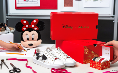 Disney X ALDO Collaborate to Debut 2020 Lunar New Year Collection