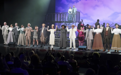 "Encore: Looking Back at ""Ragtime"" on Broadway"