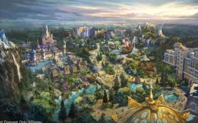 Tokyo DisneySea Delays Opening of Fantasy Springs to Fiscal Year 2023