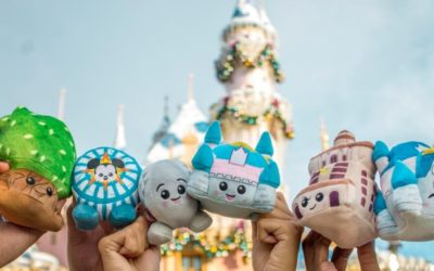 January Disney Parks Wishables: Disney Park Life