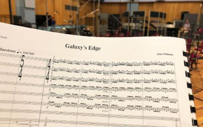 "John Williams Wins Grammy Award for ""Star Wars: Galaxy's Edge Symphonic Suite"""