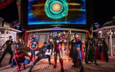 Marvel Day at Sea Returning to Disney Cruise Line in 2021