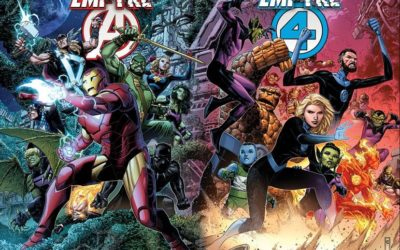 """Marvel Shares Look at Covers for Two New One-Shots Setting Up """"Empyre"""""""