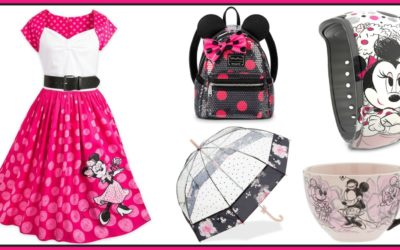 Rock the Dots With New Minnie Mouse Looks on shopDisney