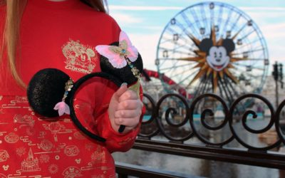 New Merchandise, Returning Culinary Offerings Revealed for Lunar New Year Celebration at Disney California Adventure