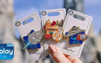 New Star Wars: Galaxy's Edge Datapad Achievement Pins Available Now
