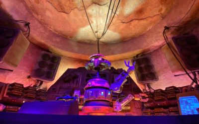 Photos - Here's What Happens When You Leave Oga's Cantina to Use the Restroom at Star Wars: Galaxy's Edge