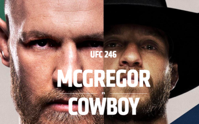 Preview - UFC 246 on ESPN+