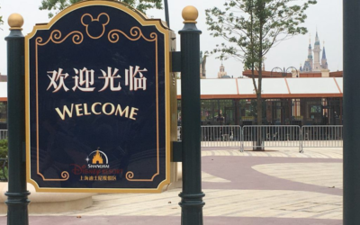 Shanghai Disney Resort Temporarily Closing Due to Spreading Coronavirus