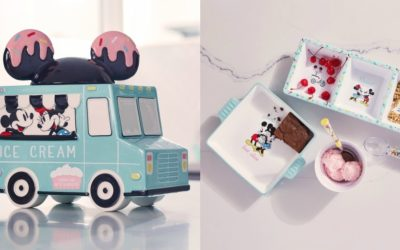 Scoop up Some Fun with shopDisney's Disney Eats Collection
