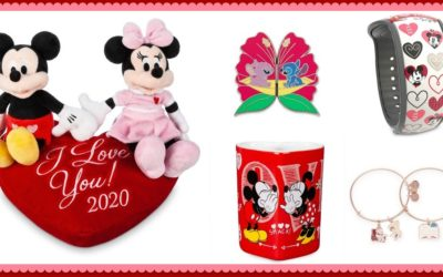 Celebrate Valentine's Day With Disney Gifts They're Sure to Love