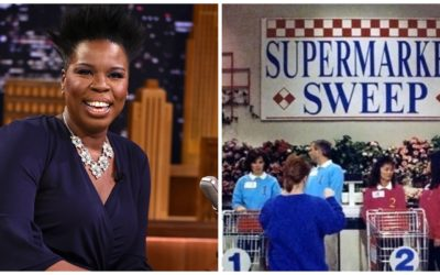 "ABC Revives ""Supermarket Sweep"" Game Show With Host Leslie Jones"