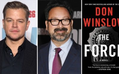 "Matt Damon, James Mangold Reteaming for Feature Adaptation of ""The Force"""